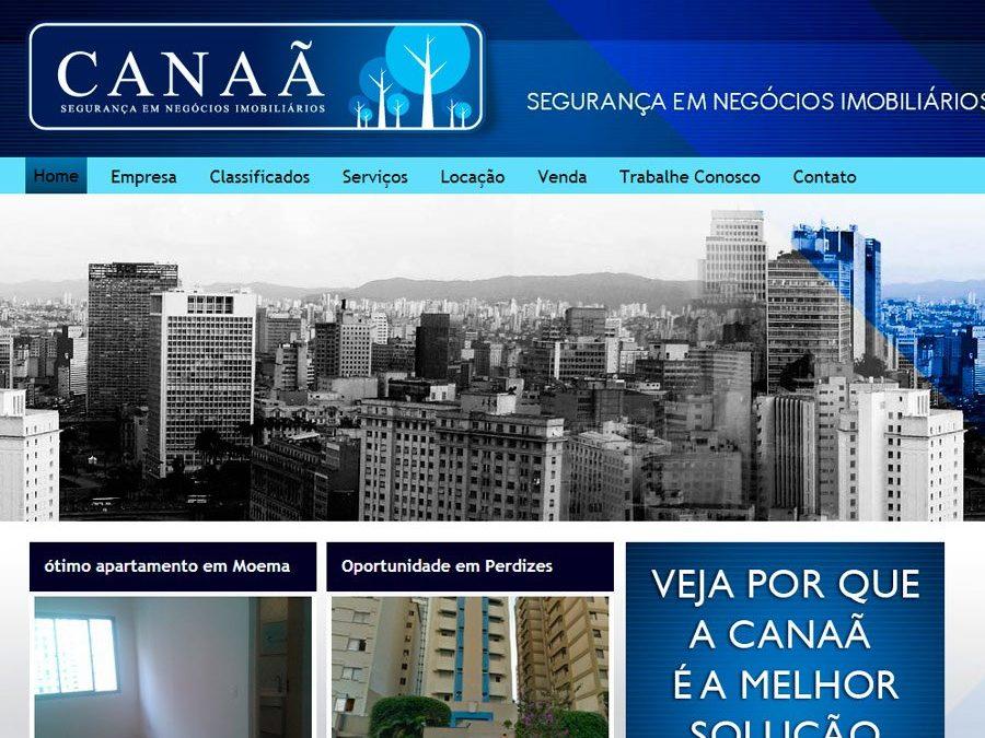 canaa property website