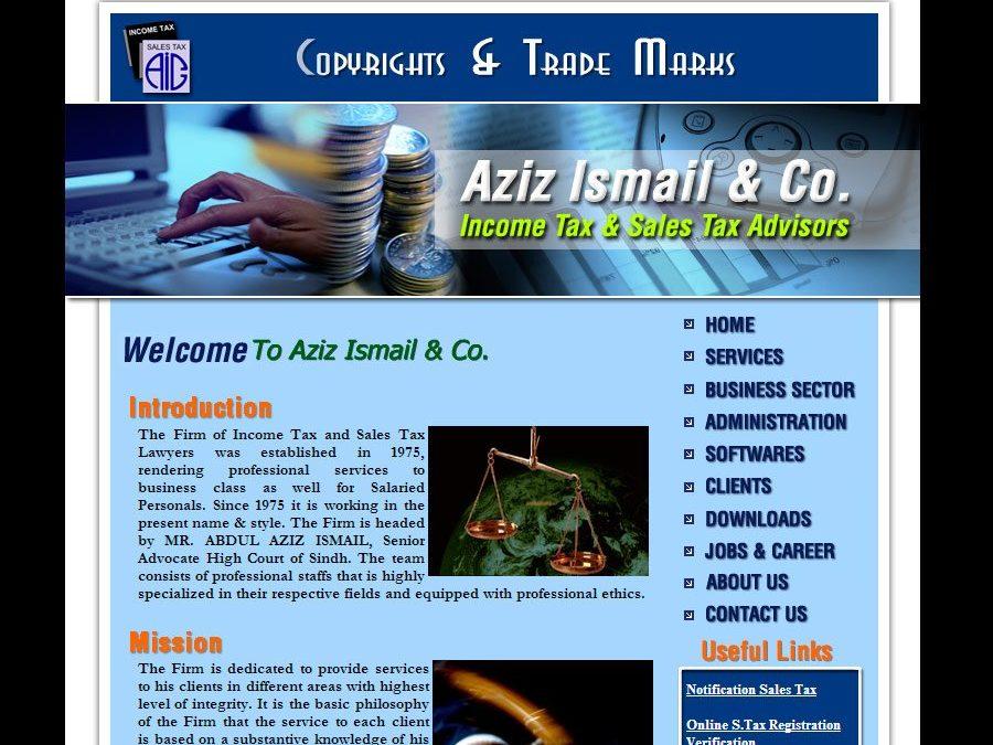 Aziz Ismail & Co.