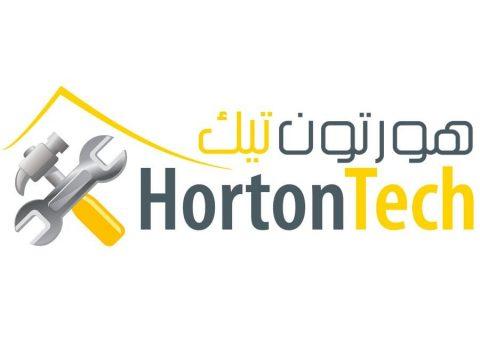 Logo Designing - HortonTech Property Services