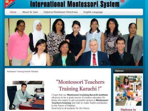 international montessori system