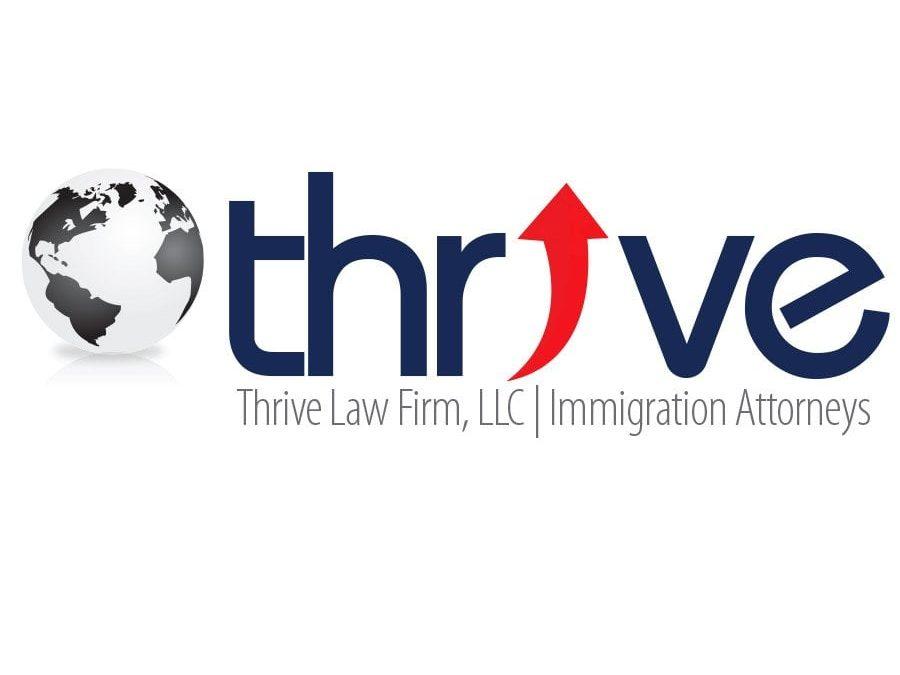 Logo Designing - Thrive Law Firm