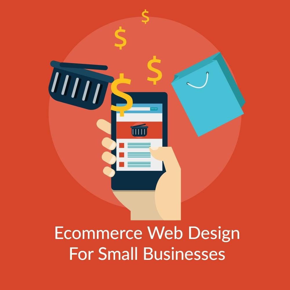 Ecommerce Web Design Dubai For Small Company Price in Dubai