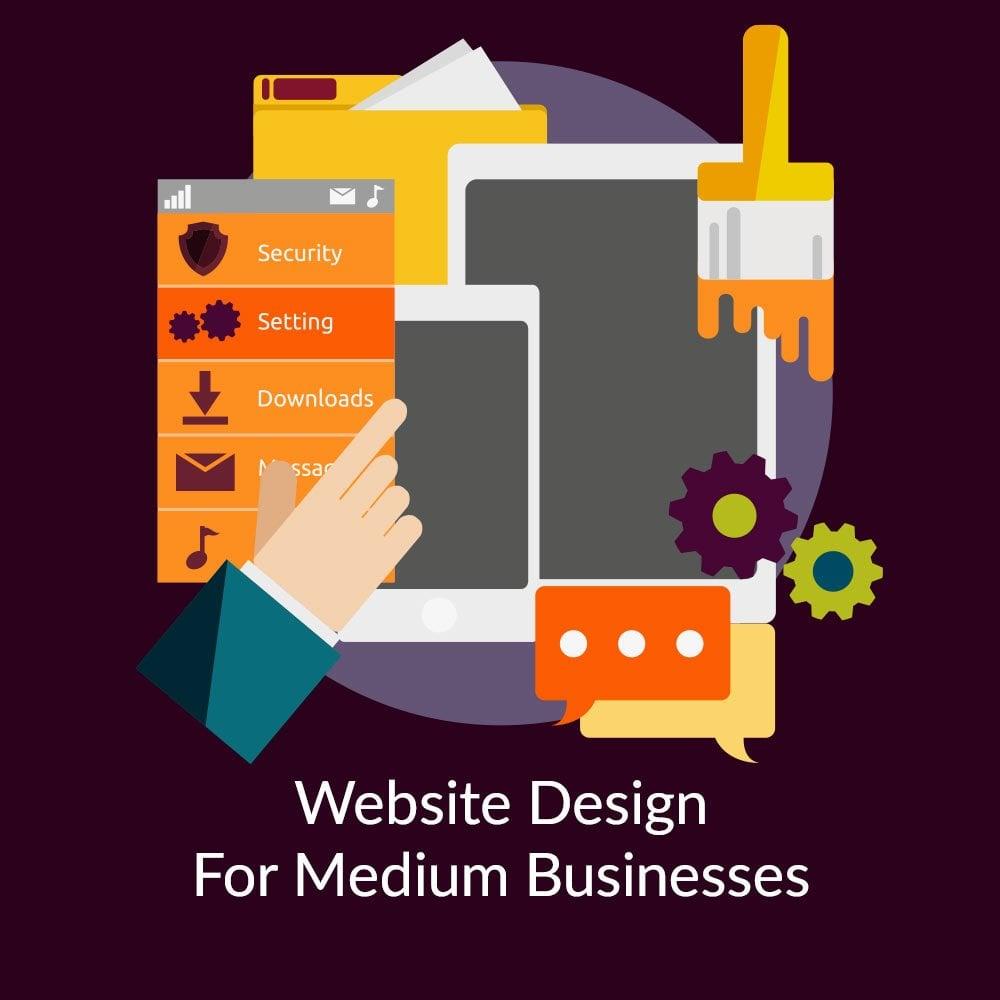 Web Design For Medium Businesses Price in Dubai, UAE