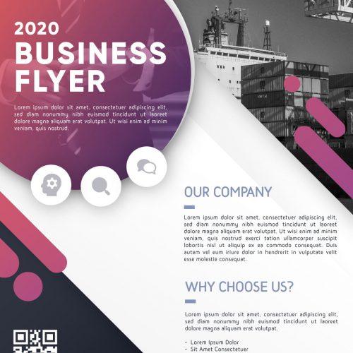 Flyer Design Dubai Sharjah UAE
