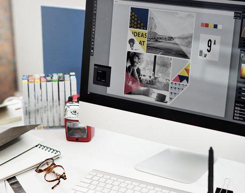 One Page Parallax Web Design Price in Dubai, UAE