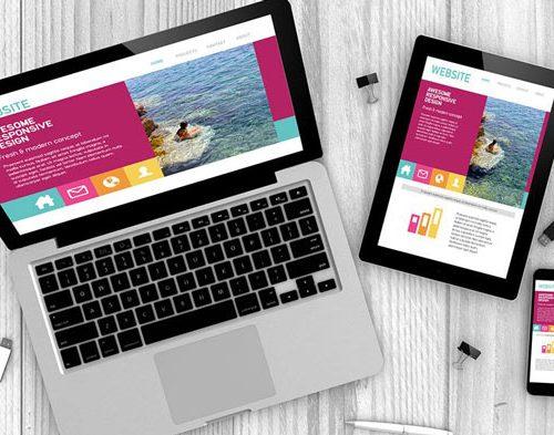Web Design Dubai For Large Company